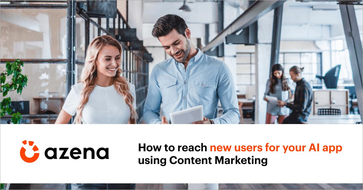 content marketing Azena
