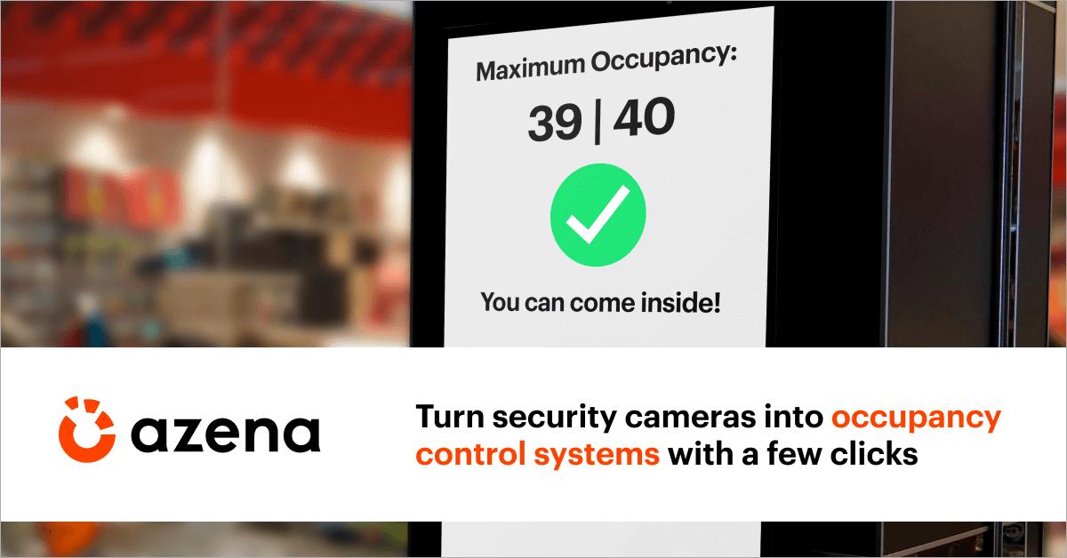 crowd detection azena