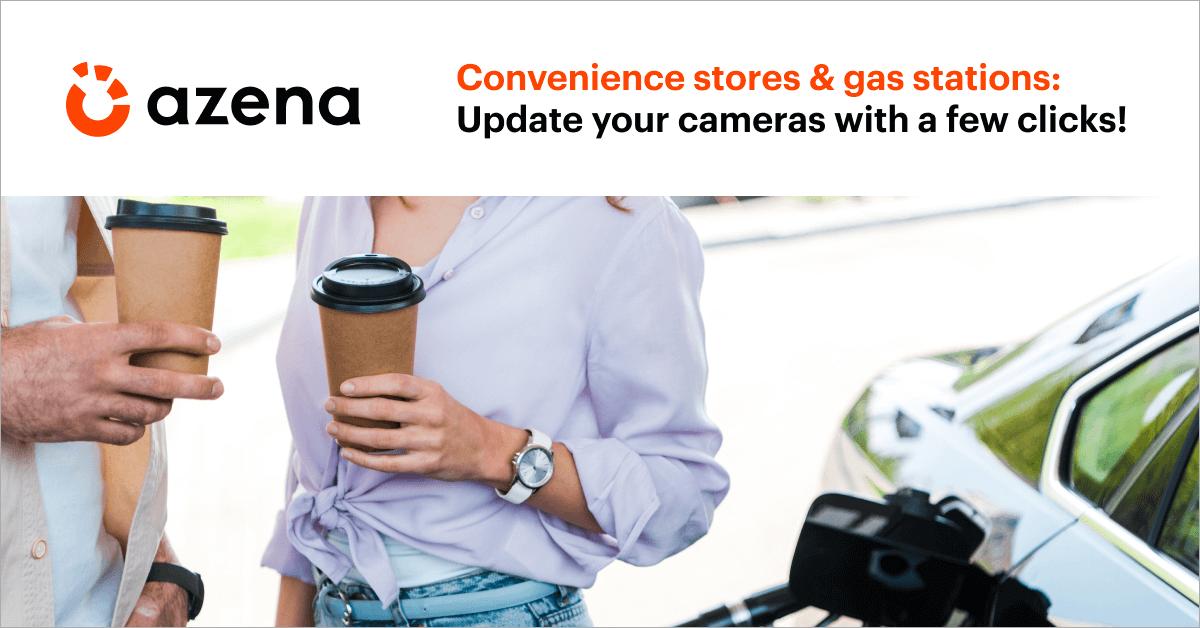 Convenience store Azena