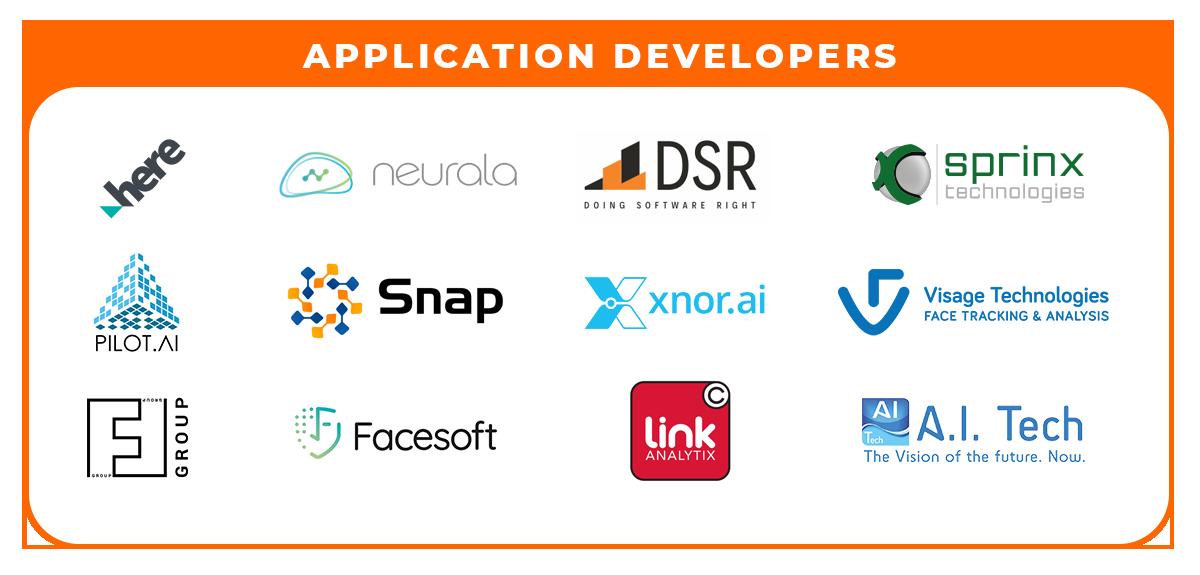 application developers info
