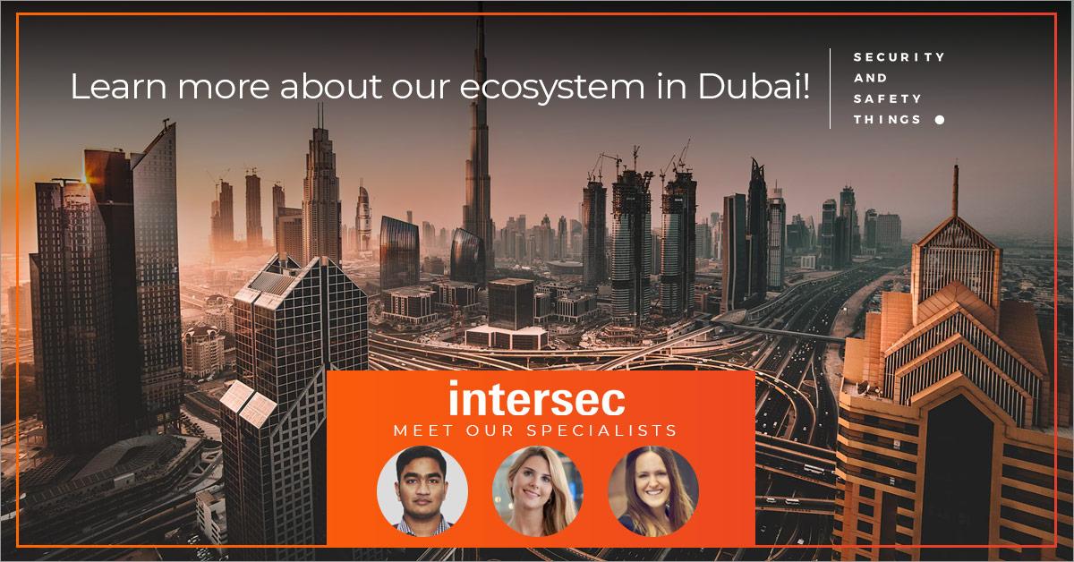 S&ST Intersec Dubai 2020