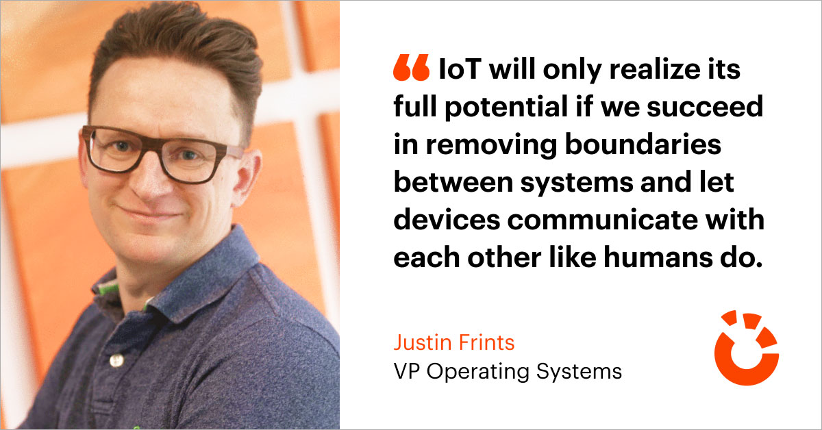 iot hero for operating system