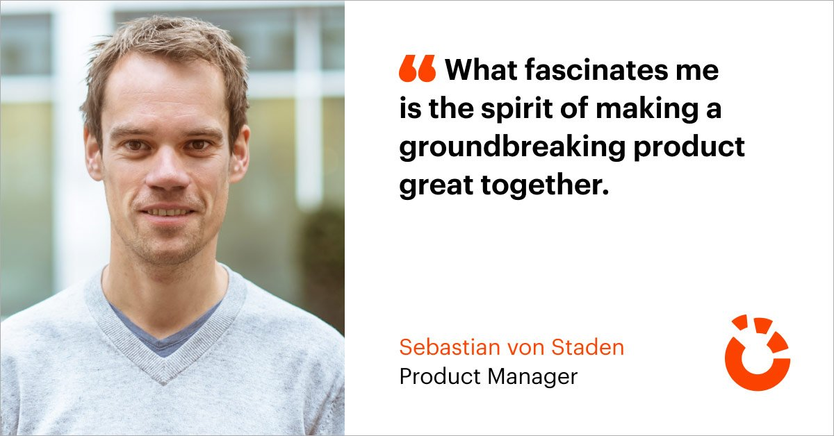 Sebastian is changing the game in video analytics
