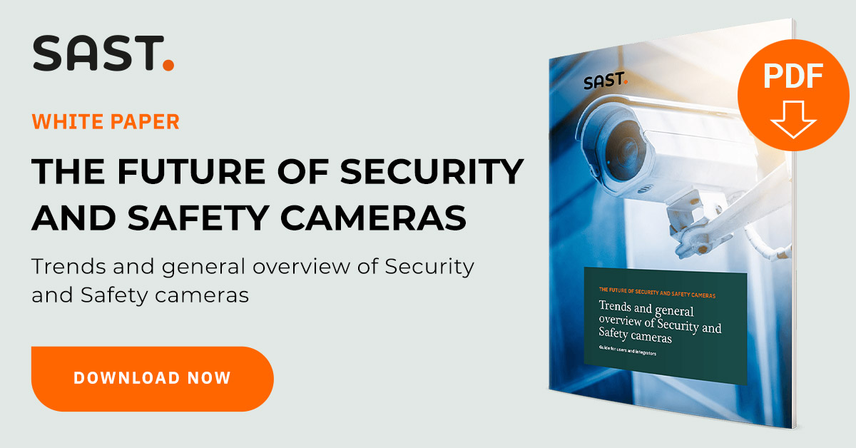 The future of Security and Safety cameras