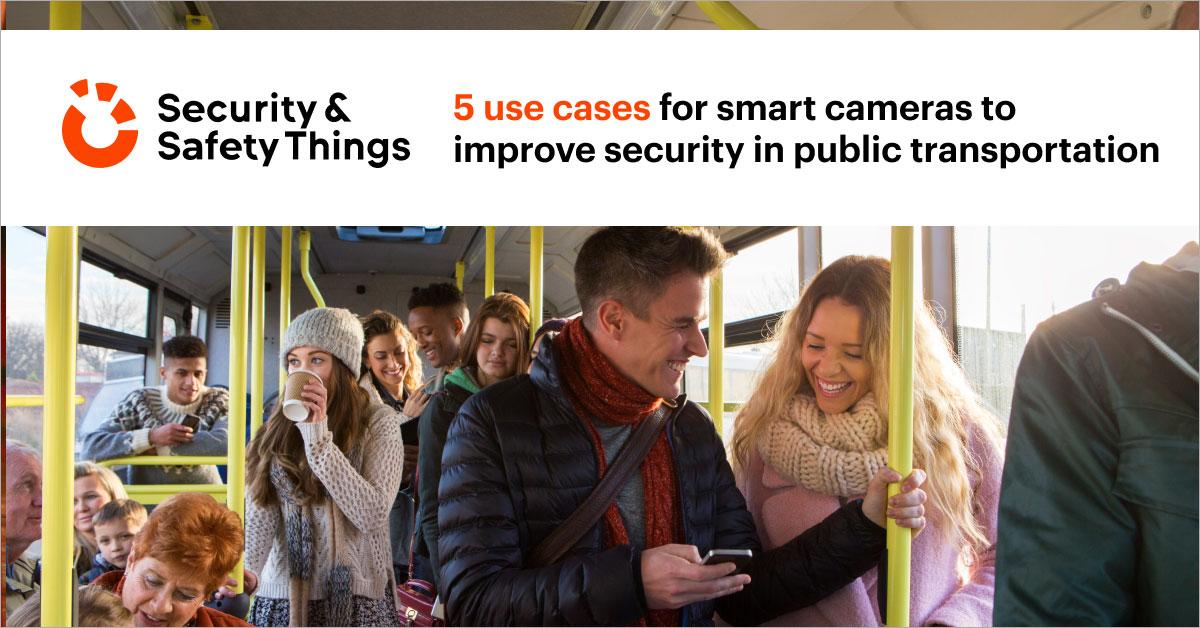 improve security in public transportation